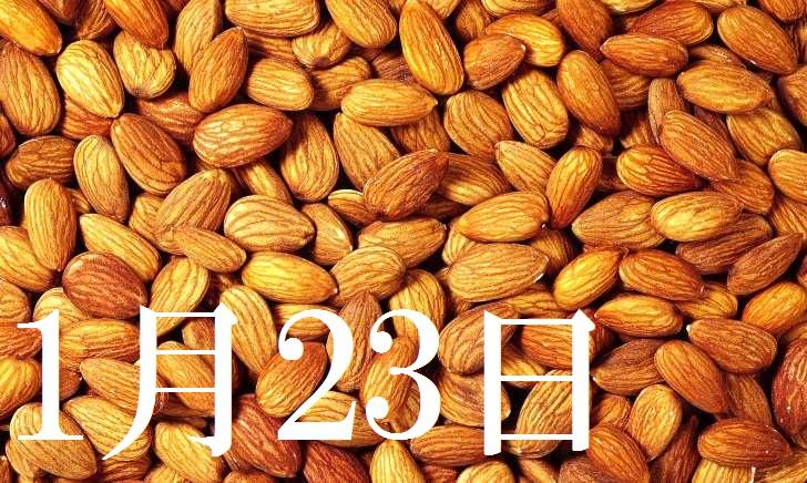 1月23日生まれの当たる365日誕生日占い(同性あり)