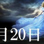 1月20日生まれの当たる365日誕生日占い(同性あり)
