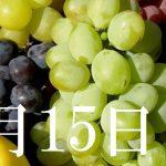 9月15日生まれの当たる365日誕生日占い(同性あり)